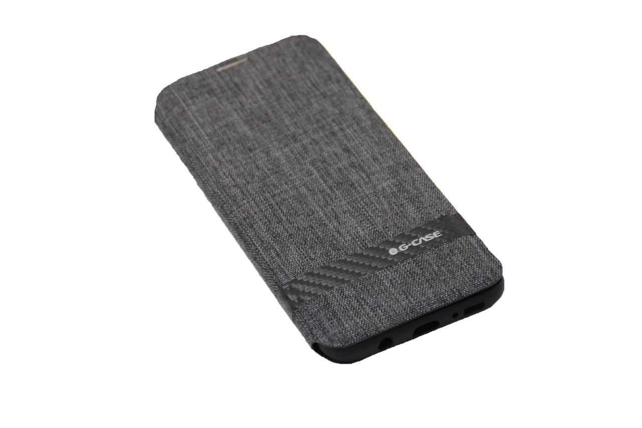 Чехол G-Case Книжка Samsung S8 Plus