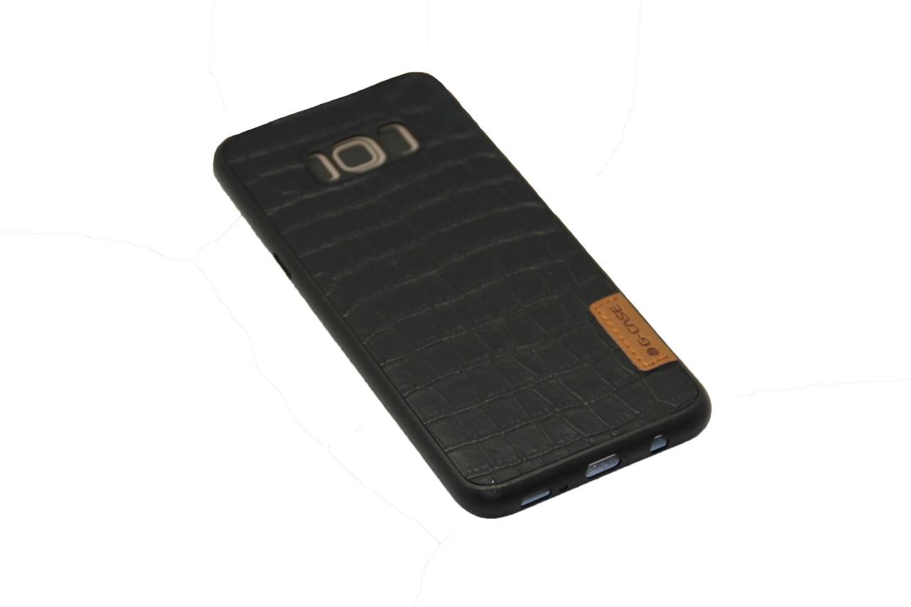Чехол G-Case Рептилия Samsung S8 Plus