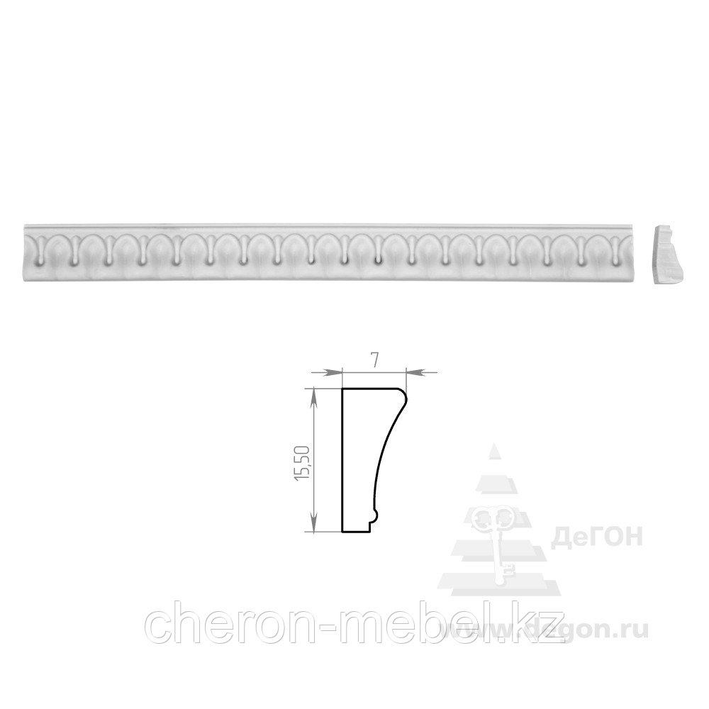 Молдинг Ширина 15,5 мм. Толщина 7 мм.