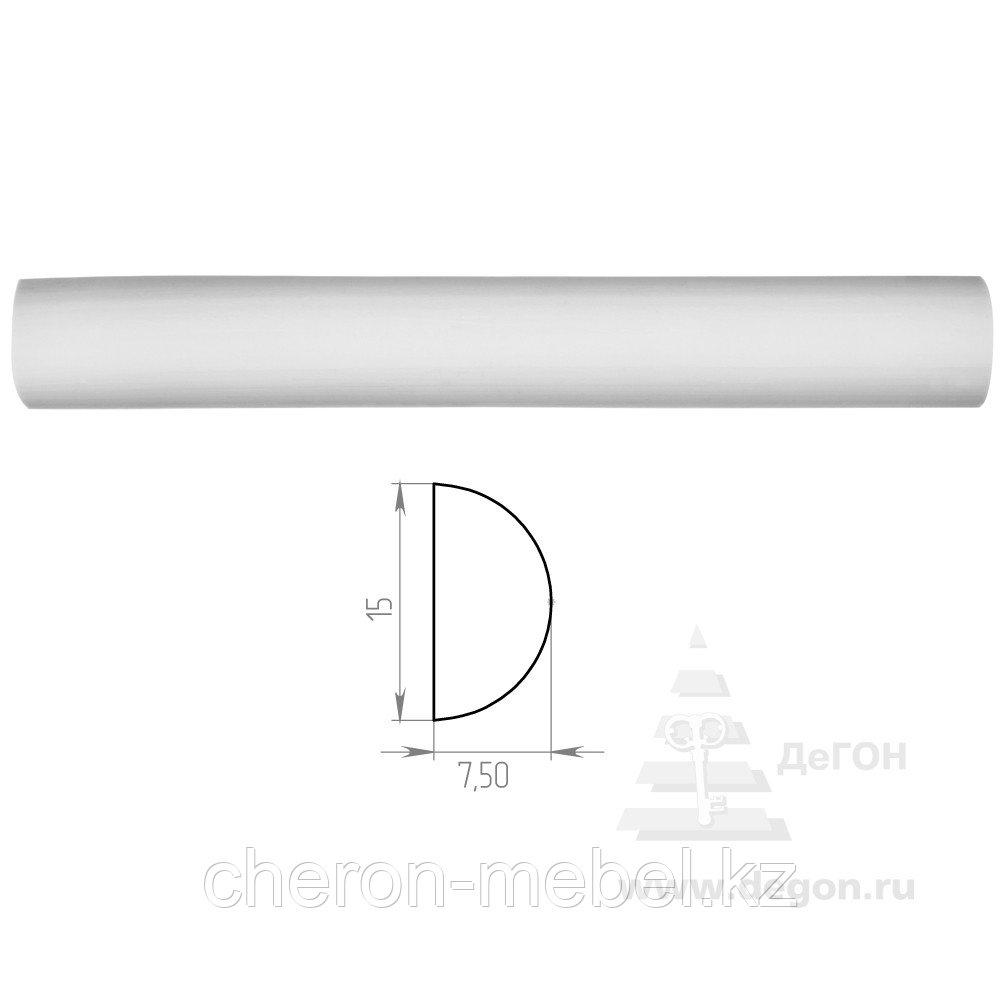 Молдинг Ширина 15 мм. Толщина 7,5 мм.