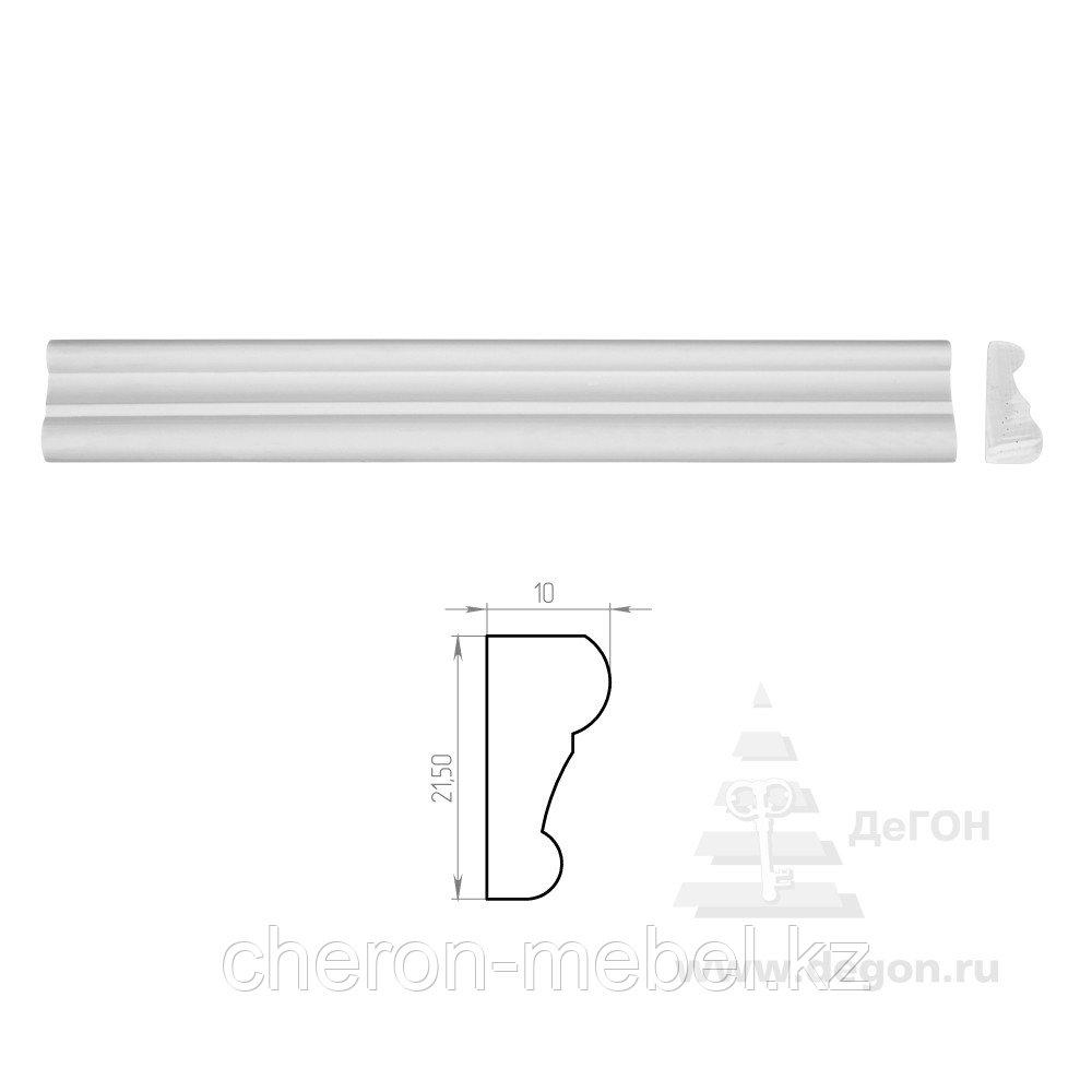 Молдинг Ширина 21.5 мм. Толщина 10 мм.