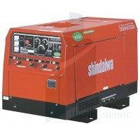 Сварочный генератор SHINDAIWA DGW 400 DMK