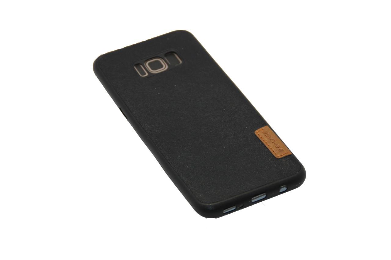 Чехол G-Case Кожа Samsung S8 Plus