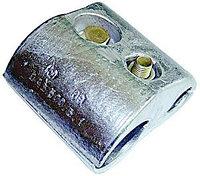 Зажимы плашечные и петлевые ПАБ-500-Б, ПАБ-640-Б