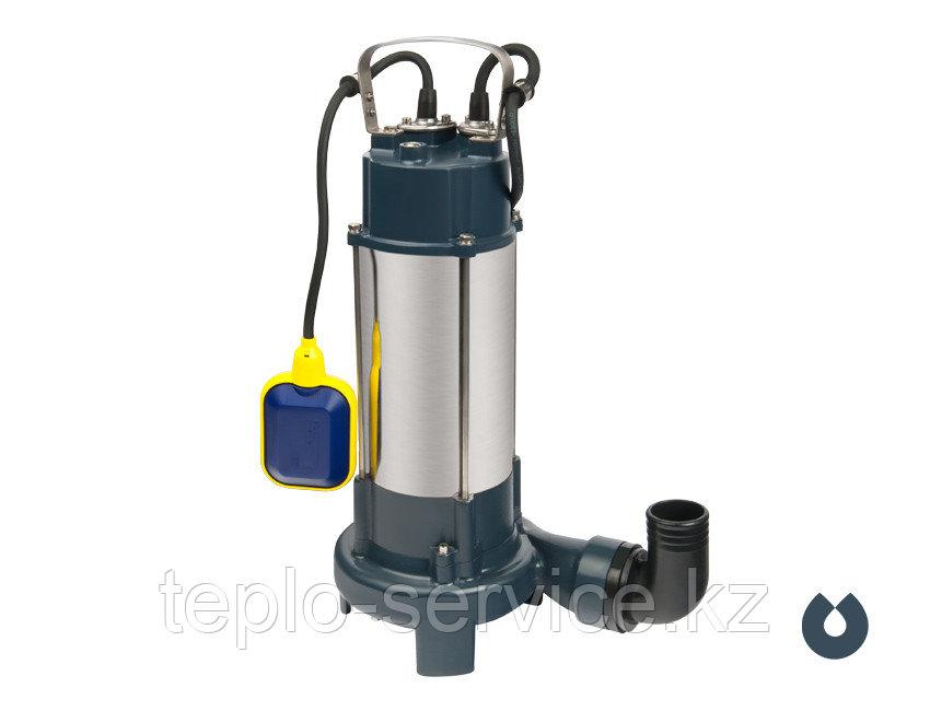 Погружные фекальные насосы с поплавковым выключателем и режущим механизмом FEKACUT V 2200 DF