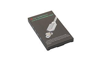 Кабель G4 2 in 1 USB Lightning Магнитный, фото 2