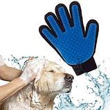 Перчатка для вычесывания шерсти True Touch (Тру Тач), фото 4