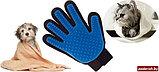 Перчатка для вычесывания шерсти True Touch (Тру Тач), фото 5