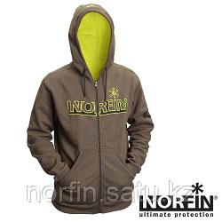 Куртка Norfin HOODY GREEN 04 р.L