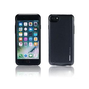 Чехол Зарядка Power Bank Remax Jacket iPhone 7 Plus 3400 mAh, фото 2
