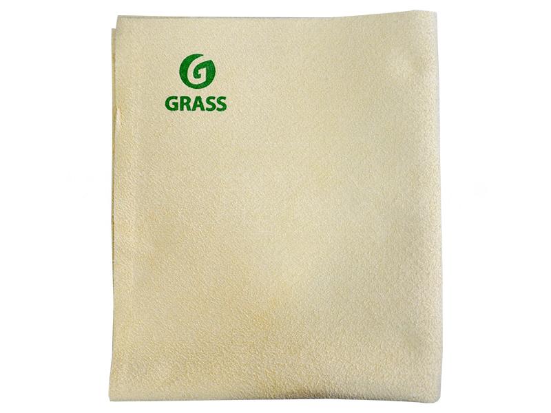 Салфетка для автомобиля: замша алькантара Grass