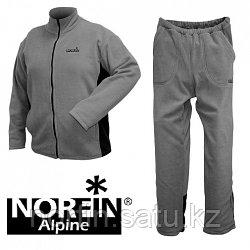 Костюм флисовый для рыбалки  Norfin ALPINE 04 р.XL (56-58)