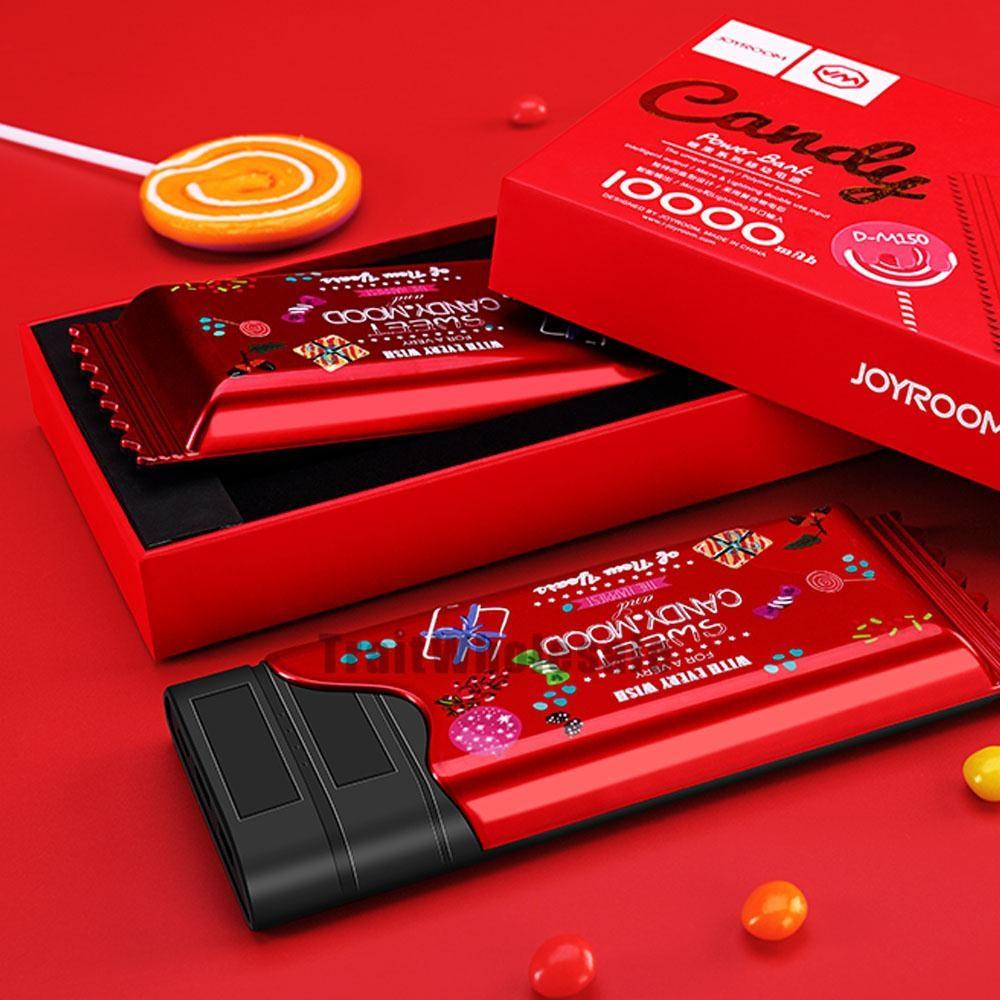 Батарея Power Bank Joyroom D-M150 Candy 10000 mAh