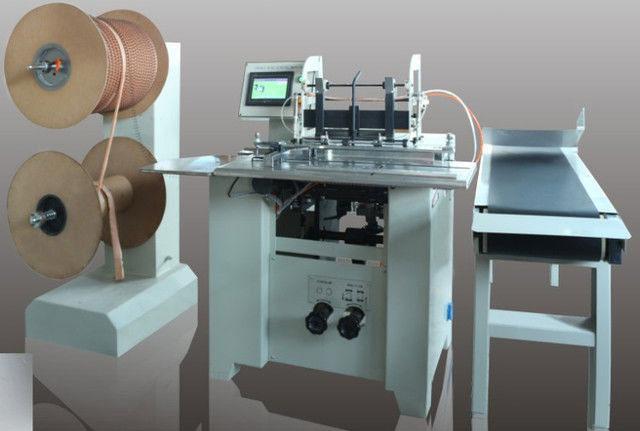 WireStar-520A - полуавтоматический брошюровщик для переплета на металлическую пружину