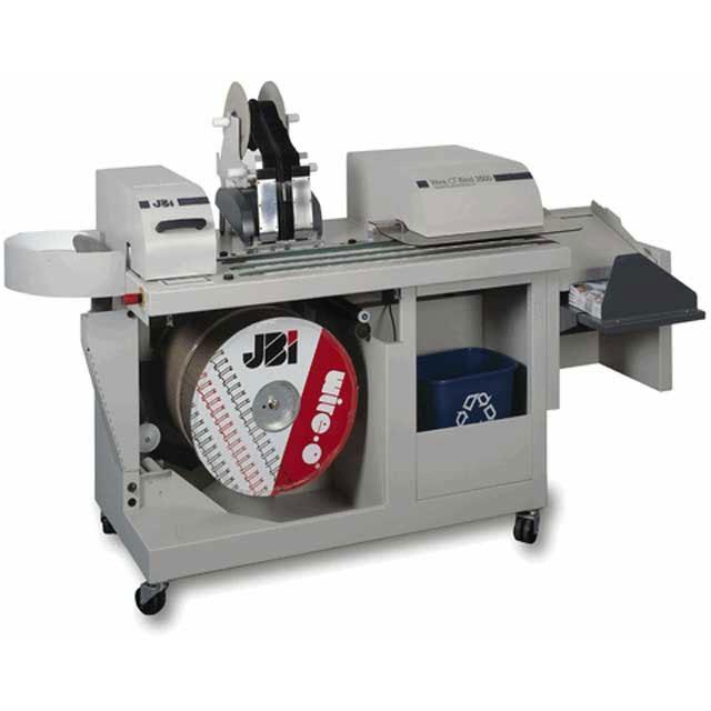 JBI Wire-O® Bind 3500 - переплетная машина для производства календарей