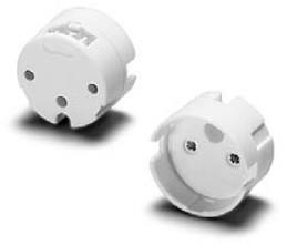 Патрон накидной G13 для ламп T8