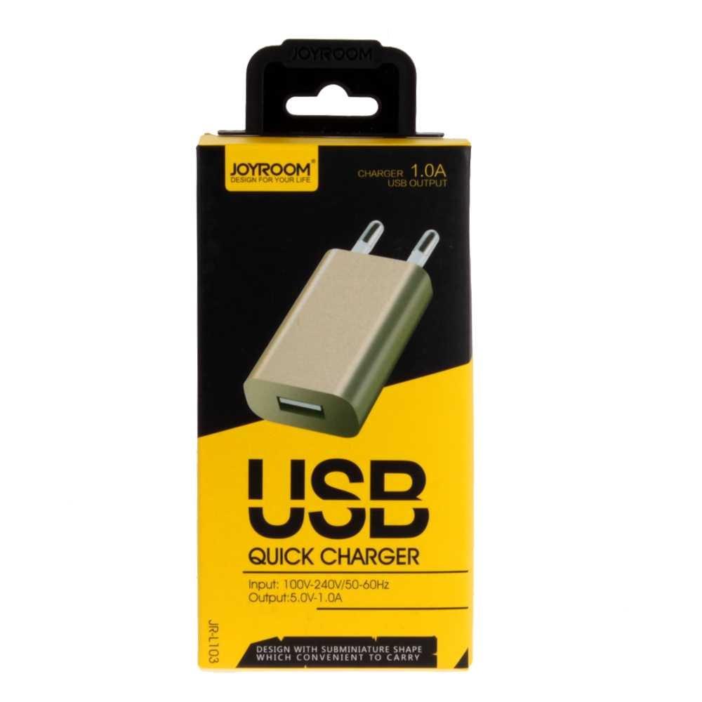 Зарядное устройство Joyroom JR-L103 Gold