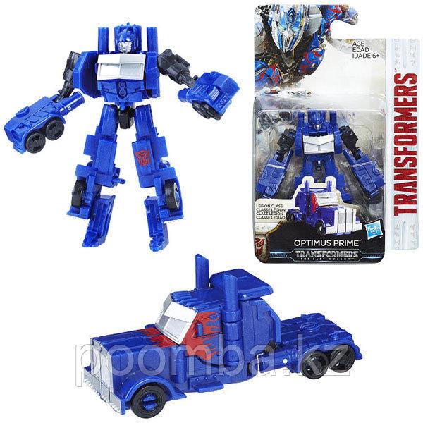"""Трансформеры 5 """"Последний рыцарь"""" - Optimus Prime  7.5 см"""