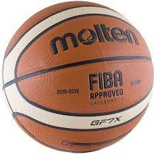 Баскетбольный мяч Molten кожа, фото 2