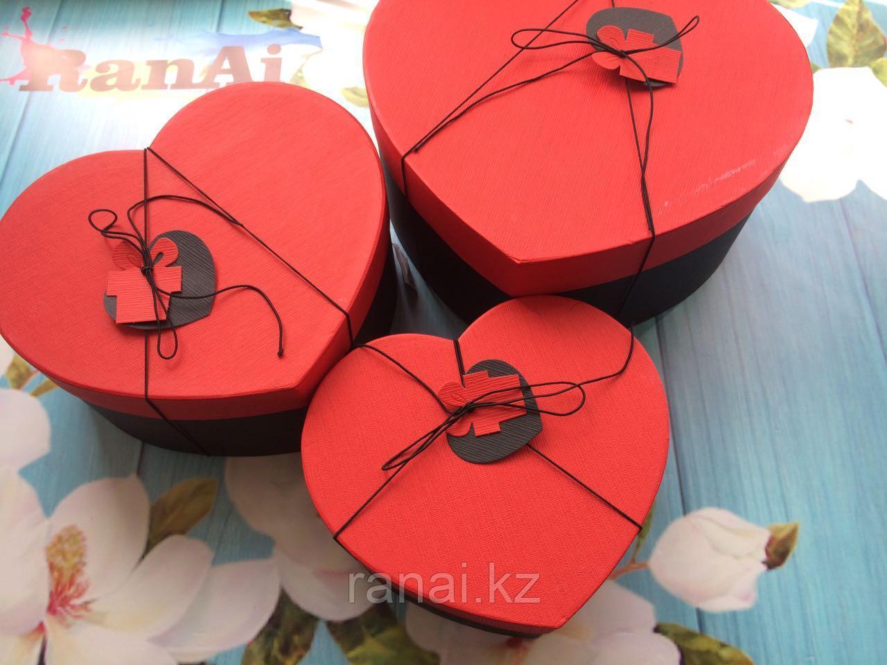 Коробки для подарков алматы - фото 1