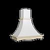 Кухонная вытяжка Elikor Рококо 60П-700 белый муар/дуб неокр.