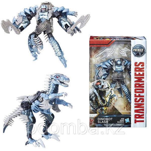 """Трансформеры 5 """"Делюкс"""" - Dinobot Slash"""
