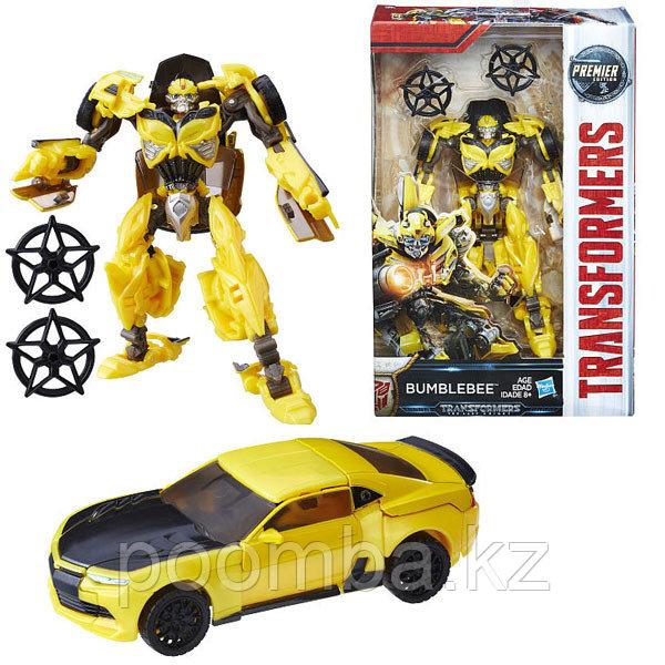 """Трансформеры 5 """"Делюкс"""" - Bumblebee"""