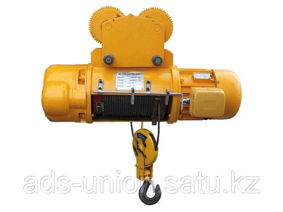 Тельфер электрический (CD)   г/п 5 тн 12 м , фото 2