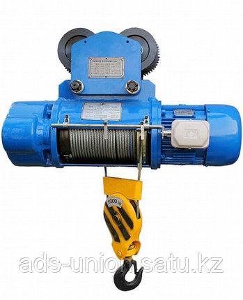Тельфер электрический г/п 2 тн 12 м MAGNUS PROFI ORIGINAL, фото 2