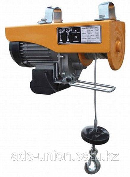 Таль электрическая гп 600/1200 кг (H= 12/6 м). MAGNUS PROFI ORIGINAL