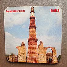 Подставка под горячее с изображением Индии