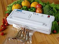 Вакуумный упаковщик Sinbo для продуктов и т.д.(пакет гладкий))