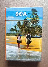 Игральные сувенирные  карты - Гоа