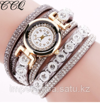 """Часы-браслет """"Сокровище"""" Gray"""