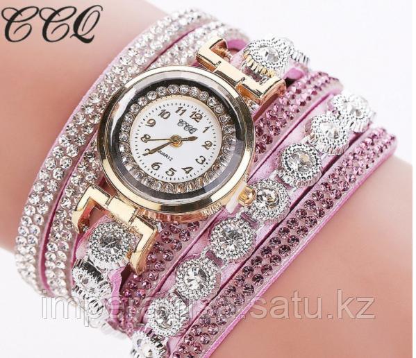 """Часы-браслет """"Сокровище"""" Pink"""