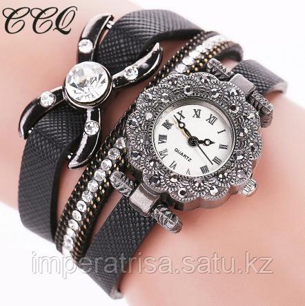 """Часы браслет """"Императрица"""" Black"""