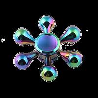 Спиннер, Bloves Six Bones Gold 3D Metal Wheel (Разборный), фото 1
