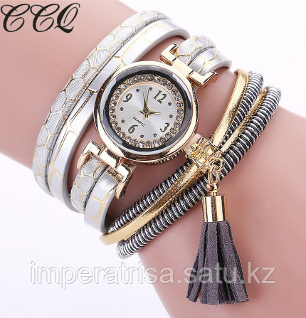"Часы браслет ""Глория"" Gray"