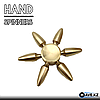 Спиннер, EDC Tri-Spinner Bullet Fidge (Разборный)