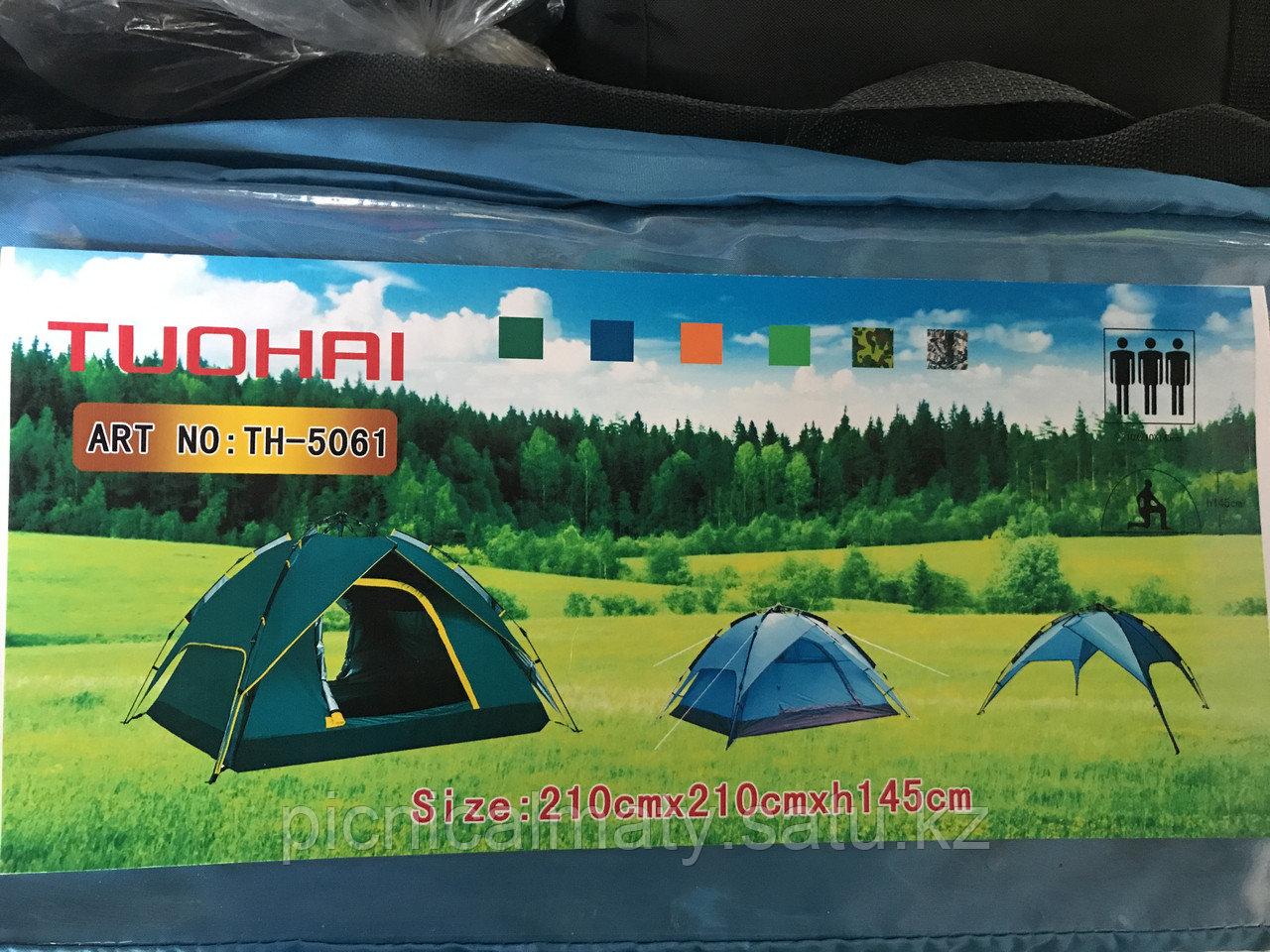 Палатка туристическая TUOHAI 5061 - фото 2