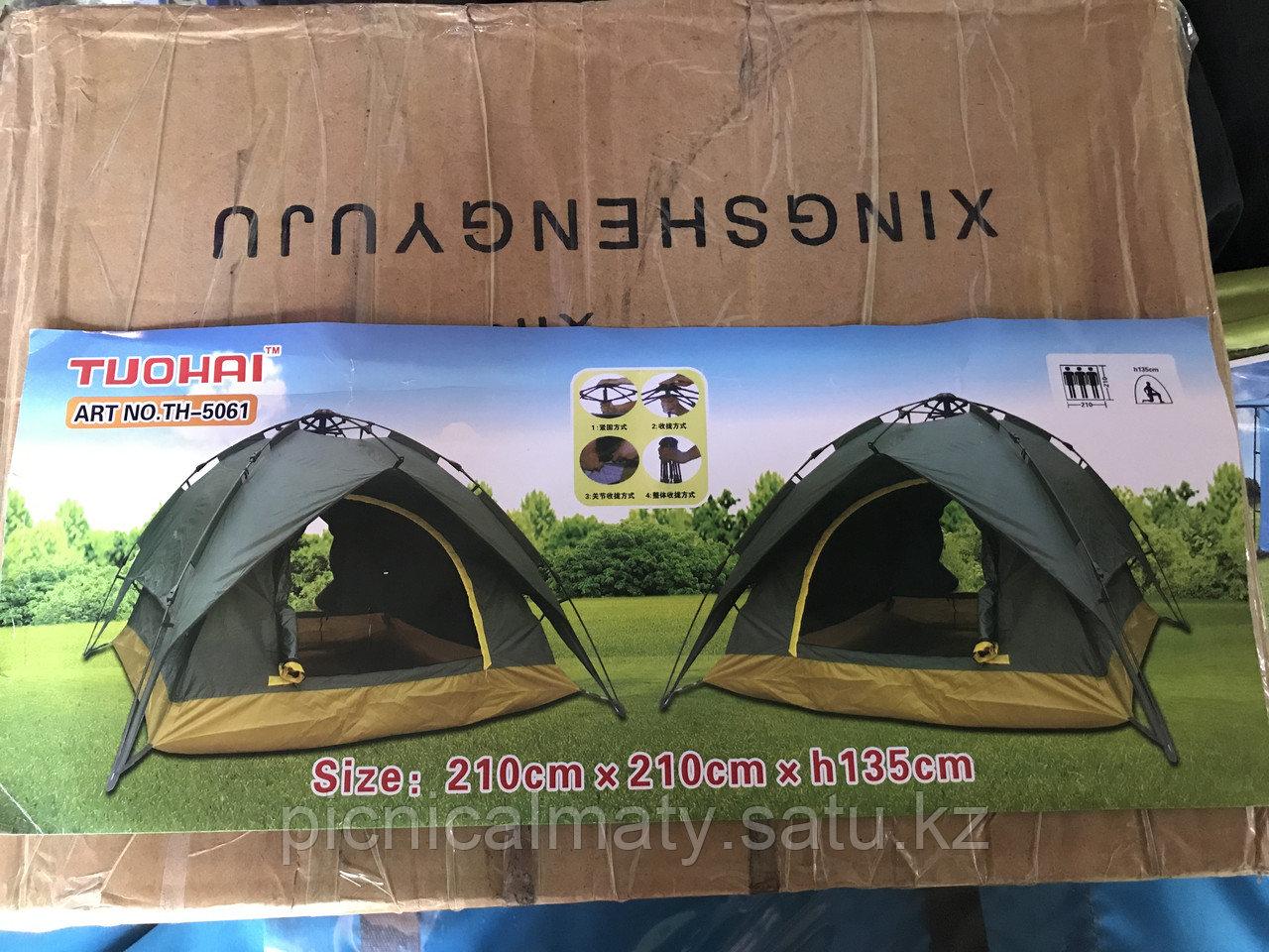 Палатка туристическая TUOHAI 5061 - фото 4
