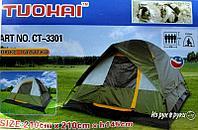 Палатка туристическая TUOHAI 3301