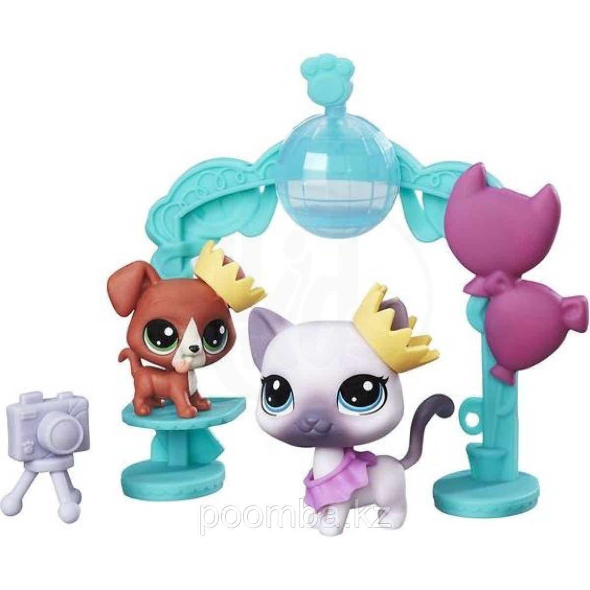"""Littlest Pet Shop""""Чудесные приключения"""" - Школьный танцпол"""
