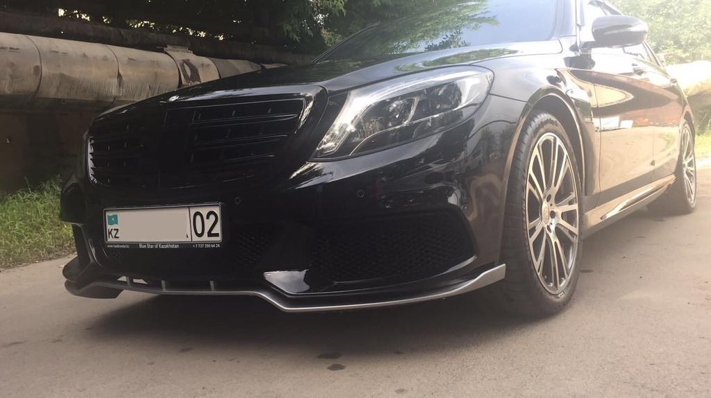 Mercedes Benz W222 S550