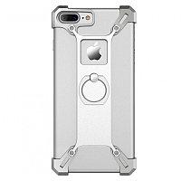 Защитный чехол бампер Barde border для iPhone 7 Plus (белый), фото 1