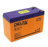 Батарея аккумуляторная 12В 7.2А.ч. Delta HR 12-7.2