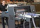Ламинатор AUTOBOND Mini 76 T c плоскостапельным самонакладом, фото 2