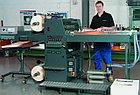 Ламинатор AUTOBOND Mini 74 T c плоскостапельным самонакладом, фото 6