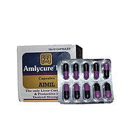 Препарат для восстановления печени Амликар Д.С., 20 капсул