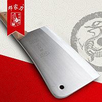 Китайский кованый топорик для разделки мяса, 280 мм